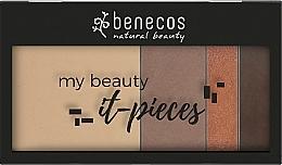 Voňavky, Parfémy, kozmetika Paleta na makeup - Benecos It-Pieces Freaking Hot Palette Refill (náhradný blok)