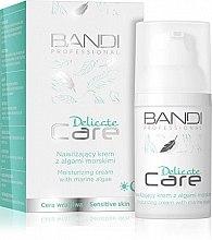 Voňavky, Parfémy, kozmetika Hydratačný krém na tvár s morskými vodami - Bandi Professional Delicate Care Moisturizing Cream