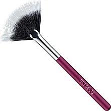 Voňavky, Parfémy, kozmetika Ploché vejárovité štetec - Artdeco Fan Brush
