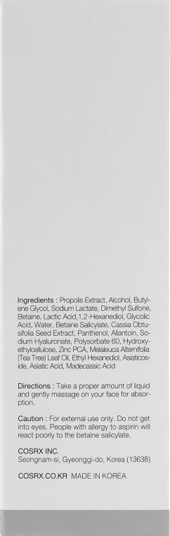 Upokojujúci toner - Cosrx AC Collection Calming Liquid Intensive — Obrázky N3