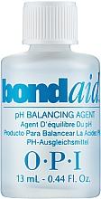 Voňavky, Parfémy, kozmetika Prostriedok na obnovenie Ph-rovnováhy nechtu - O.P.I. Bond-Aid pH Balancing Agent