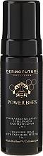 Voňavky, Parfémy, kozmetika Čistiaca pena s enzýmovým peelingom 2v1 - Dermofuture Power Bees Cleansing Foam 2in1