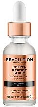 Voňavky, Parfémy, kozmetika Antioxidačné sérum na tvár - Revolution Skincare Copper Peptide Serum