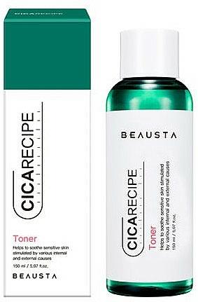 Tonikum na tvár s pupočníkom - Beausta Cicarecipe Toner