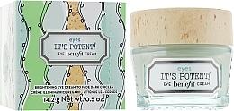 Voňavky, Parfémy, kozmetika Rozjasňujúci krém na pleť okolo očí - Benefit It's Potent! Eye Cream
