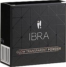 Voňavky, Parfémy, kozmetika Rozjasňujúci sypký púder na tvár - Ibra Glow Transparent Powder (3)