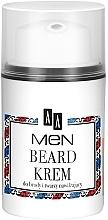 Voňavky, Parfémy, kozmetika Krém na bradu a tvár - AA Men Beard Face Cream