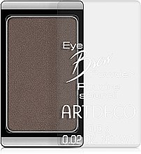 Voňavky, Parfémy, kozmetika Púder na obočie - Artdeco Eye brow Powder