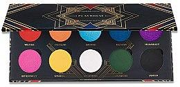 Voňavky, Parfémy, kozmetika Paleta tieňov na viečka - London Copyright Magnetic Eyeshadow Palette Playhouse