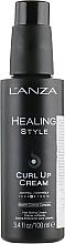 Voňavky, Parfémy, kozmetika Krém pre prúžnosť kučier - L'anza Healing Style Curl Up Cream