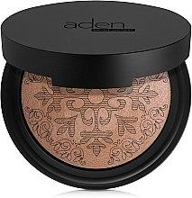 Voňavky, Parfémy, kozmetika Bronzujúci púder - Aden Cosmetics Glowing Bronzing Powder