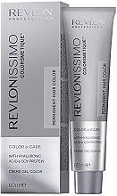 Voňavky, Parfémy, kozmetika Krém-gél na vlasy - Revlon Professional Revlonissimo Color & Care Technology XL150