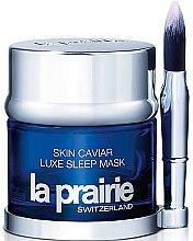 Voňavky, Parfémy, kozmetika Nočná maska na tvár - La Prairie Skin Caviar Luxe Sleep Mask