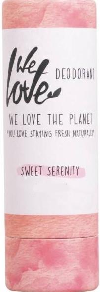 "Tuhý dezodorant ""Sladký pokoj"" - We Love The Planet Sweet Serenity Deodorant Stick — Obrázky N1"
