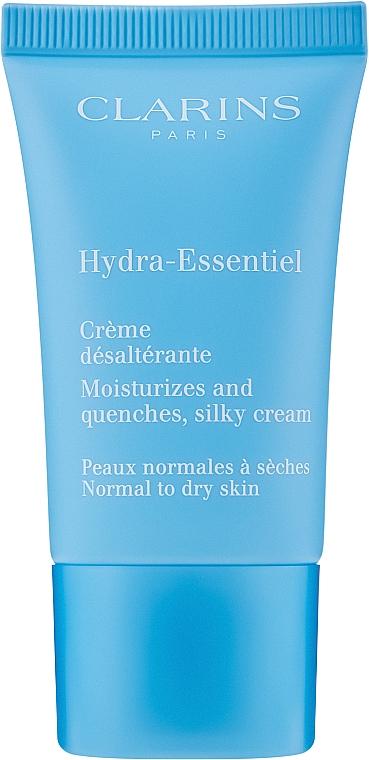 Hydratačný krém pre normálnu a náchylnú k suchej pokožke - Clarins Hydra-Essentiel Normal to Dry Skin Cream