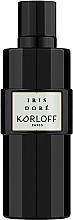 Voňavky, Parfémy, kozmetika Korloff Paris Iris Dore - Parfumovaná voda