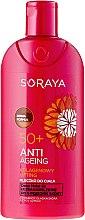 Voňavky, Parfémy, kozmetika Telové mlieko 50+ - Soraya Anti-Agening Ultra Moisturizing Body Lotion 50+