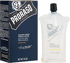 Voňavky, Parfémy, kozmetika Holiaci krém - Proraso Shaving Cream Azur Lime