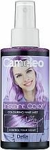 Voňavky, Parfémy, kozmetika Tónovací srej na vlasy - Delia Cameleo Instant Color
