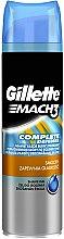 Voňavky, Parfémy, kozmetika Gél na holenie - Gillette Mach 3 Complete Defense Smooth