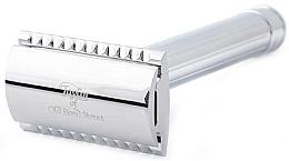 Voňavky, Parfémy, kozmetika Holiaci strojček, 15389 - Taylor Of Old Bond Street Safety Razor No.89 Chrome Handle