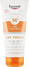 Voňavky, Parfémy, kozmetika Ultraľahký krémový gél na opaľovanie s matovacím efektom - Eucerin Oil Control Dry Touch Sun Gel-Cream SPF50+