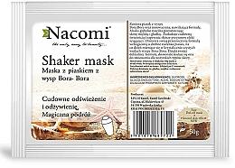 """Voňavky, Parfémy, kozmetika Alginátová maska na tvár """"Bora Bora"""" - Nacomi Shaker Mask"""