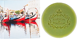 Voňavky, Parfémy, kozmetika Prírodné mydlo - Essencias De Portugal Living Portugal Aveiro Eucaliptus