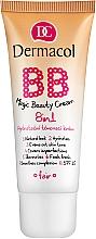 Voňavky, Parfémy, kozmetika BB krém na tvár 8 v 1 - Dermacol BB Magic Beauty Cream