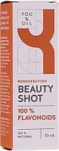 Voňavky, Parfémy, kozmetika Sérum na tvár - You & Oil Beauty Shot 04 100% Flavonoids Face Serum