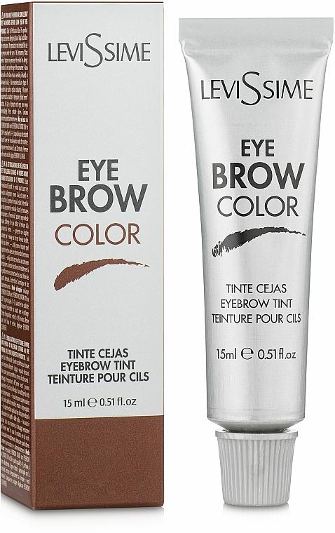 Farba na obočie - LeviSsime Eye Brow Color