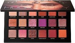 Voňavky, Parfémy, kozmetika Paleta očných tieňov - Huda Beauty Desert Dusk Eyeshadow Palette