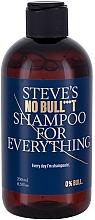 Voňavky, Parfémy, kozmetika Pánsky šampón - Steve?s No Bull***t Shampoo for Everything