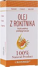 Voňavky, Parfémy, kozmetika Rakytníkový olej na tvár, telo a vlasy - Kosmed