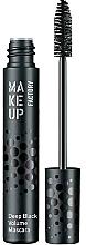 Voňavky, Parfémy, kozmetika Riasenka objemna - Make up Factory Deep Black Volume Mascara
