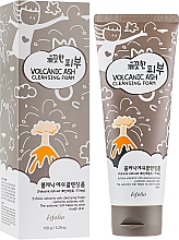 Voňavky, Parfémy, kozmetika Čistiaca pena so sopečným popolom - Esfolio Pure Skin Volcanic Ash Cleansing Foam