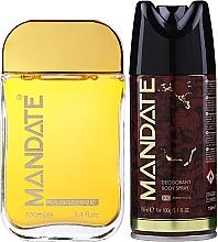 Eden Classic Mandate - Sada (aftershave/100 ml + b/spray 150 ml) — Obrázky N3
