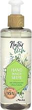 Voňavky, Parfémy, kozmetika Tekuté mydlo na ruky s éterickým olejom - Evita Naturlich Eco Liquid Soap Litsea Cubea