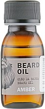 """Voňavky, Parfémy, kozmetika Olej na bradu """"Jantár"""" - Nook Beard Club Beard Oil Ambra"""