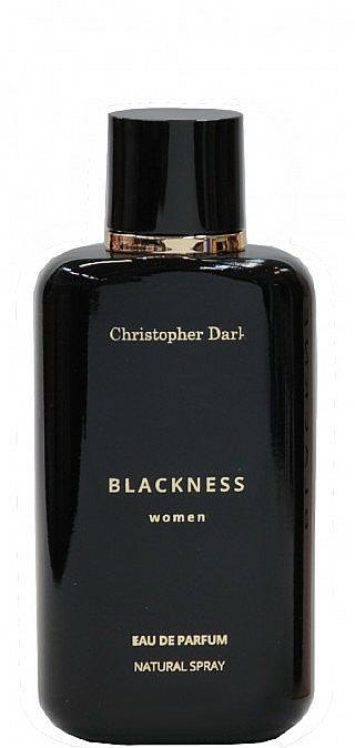 Christopher Dark Blackness - Parfumovaná voda
