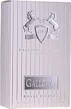 Voňavky, Parfémy, kozmetika Parfums de Marly Galloway - Toaletná voda