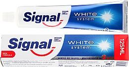 Voňavky, Parfémy, kozmetika Zubná pasta - Signal White System Toothpaste