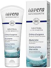 Voňavky, Parfémy, kozmetika SOS krém s mikro-striebrom - Lavera Neutral Ultra Sensitive