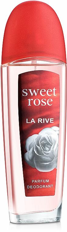 La Rive Sweet Rose - Parfumovaný deodorant