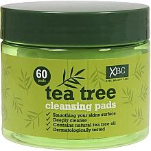 Voňavky, Parfémy, kozmetika Čistiace vátové tampóny na tvár - Xpel Marketing Ltd Tea Tree Cleansing Pads