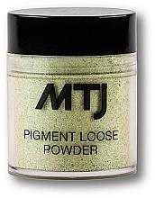 Voňavky, Parfémy, kozmetika Sypký pigment - MTJ Cosmetics Pigment