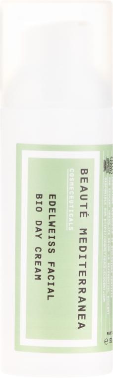 Denný krém na tvár s extraktom z plesnivca - Beaute Mediterranea Edelweiss Facial Bio Day Cream — Obrázky N2