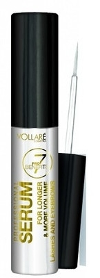 Sérum na obočie a mihalnice - Verona Laboratories Vollare Longer & More Volume Professional Eyelash & Eyebrow Serum