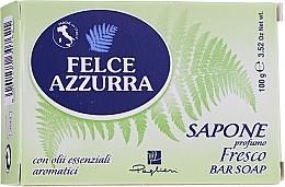 "Voňavky, Parfémy, kozmetika Mydlo ""Fresh"" - Paglieri Azzurra Soap"