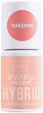 Voňavky, Parfémy, kozmetika Hybridný lak na nechty - Wibo Mood Hybrid UV Nail Polish